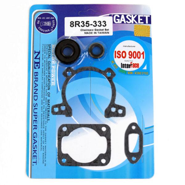 Tarpinių ir riebokšlių komplektas tinkantis pjūklui STIHL FS 160/FS 180/FS 220/FS 280